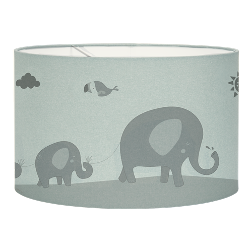 Afbeelding van Hanglamp Silhouette Zoo Mint