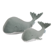 Picture of Large cuddly toy Whale Ocean Mint