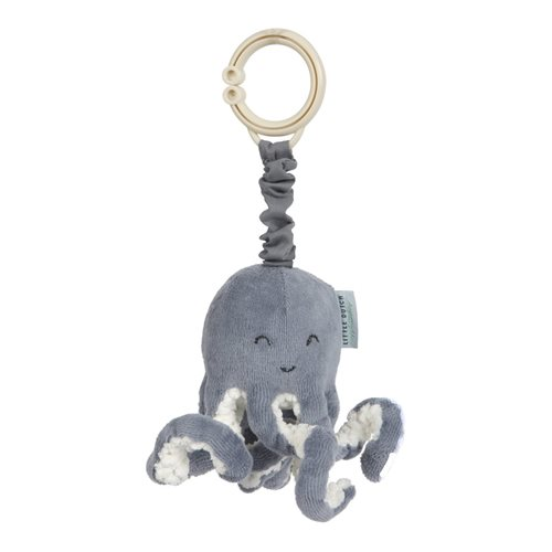 Picture of Pull-and-shake Octopus Ocean Blue