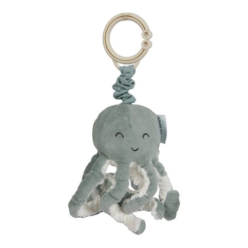 Picture of Pull-and-shake Octopus Ocean Mint