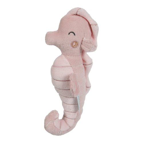 Rassel Seepferdchen Ocean Pink