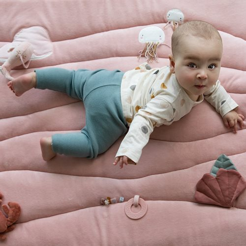 Picture of Playpen mat Ocean Pink