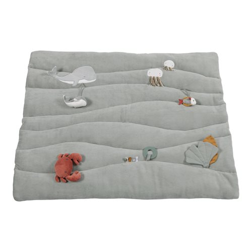 Picture of Playpen mat Ocean Mint