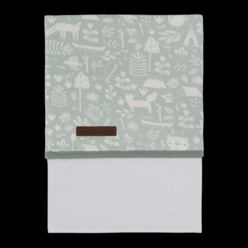 Picture of Bassinet sheet Adventure Mint