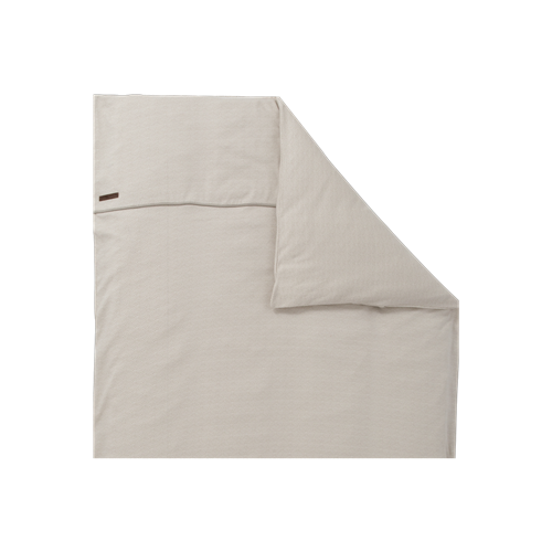 Picture of Bassinet blanket cover 80x80 Beige Waves