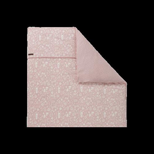 Housse de couette berceau Adventure Pink