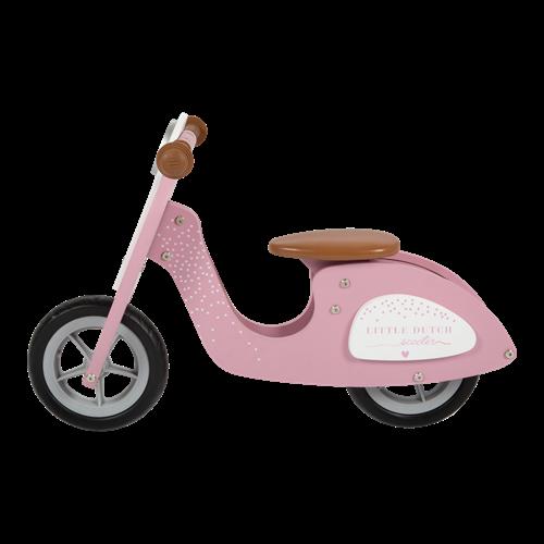 Afbeelding van Loopscooter roze