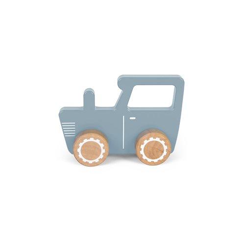 Afbeelding van Tractor blauw