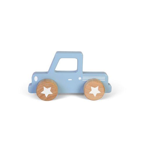 Pickup blau