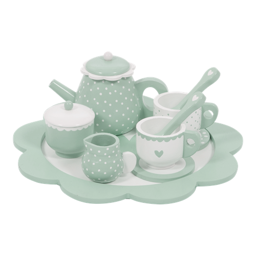Picture of Tea set mint