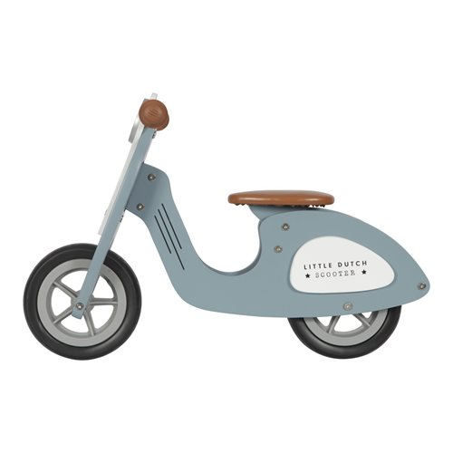 Picture of Balance scooter blue