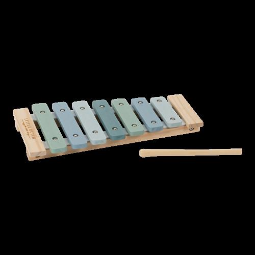 Afbeelding van Xylofoon blauw