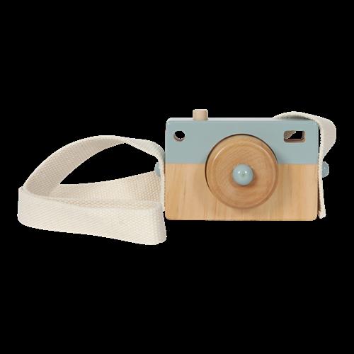 Afbeelding van Speelgoed camera blauw