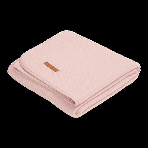 Couverture d'été pour berceau Pure Pink