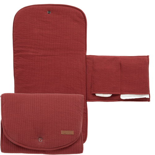 Picture of Changing pad comfort Pure Indian Red