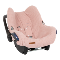 Picture of Car seat 0+ cover Pure Pink