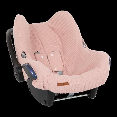 Housse de protection pour siège-auto 0+ Pure Pink