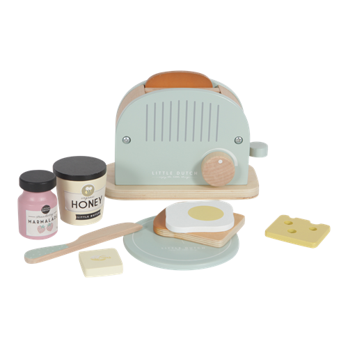 Picture of Children's toaster set