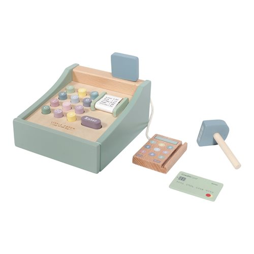Picture of Toy cash register with scanner
