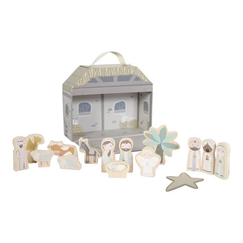 Picture of Play box Nativity scene