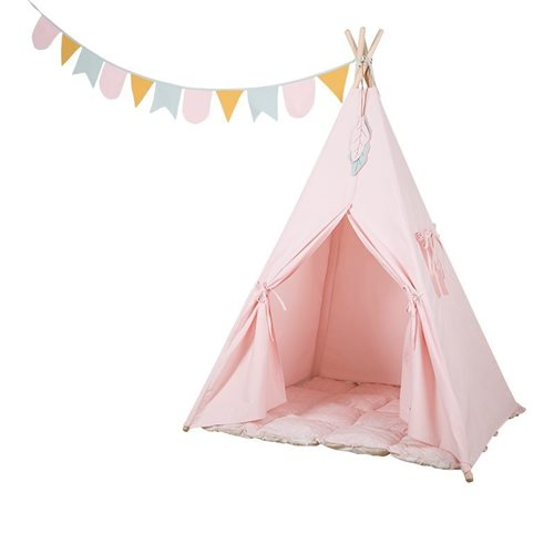 Picture of Teepee tent pink