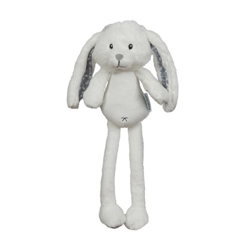 Picture of Cuddly toy rabbit small blue