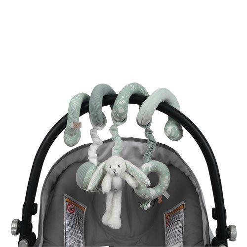 Afbeelding van Speelspiraal konijn mint