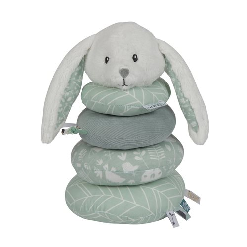 Picture of Rabbit ring stacker soft mint