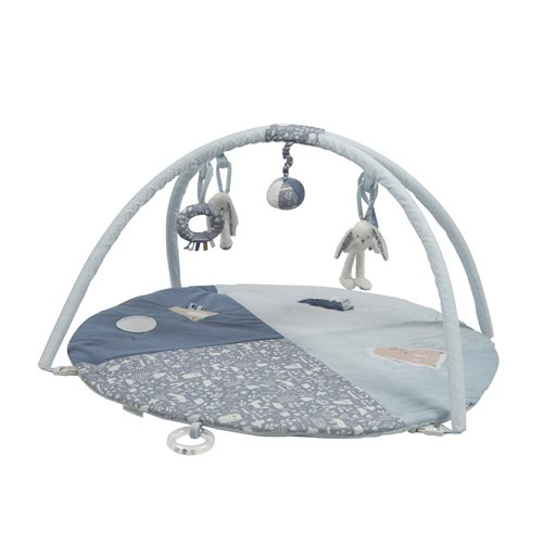 Picture of Activity play mat rabbit blue