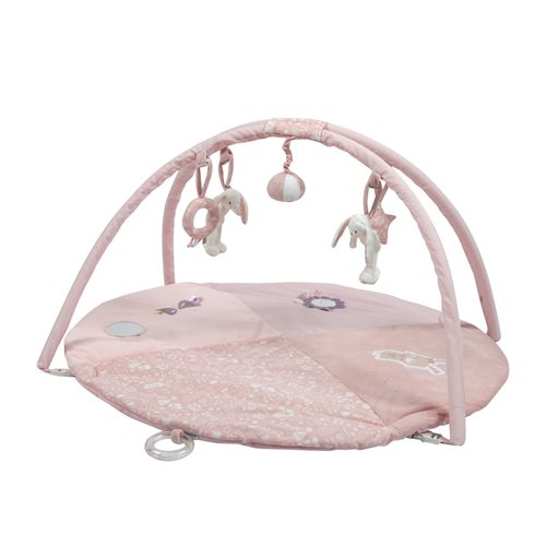 Picture of Activity play mat rabbit pink