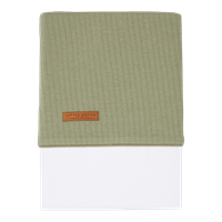Picture of Bassinet sheet Pure Olive