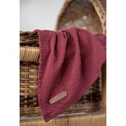 Picture of Bassinet duvet cover Pure Indian Red