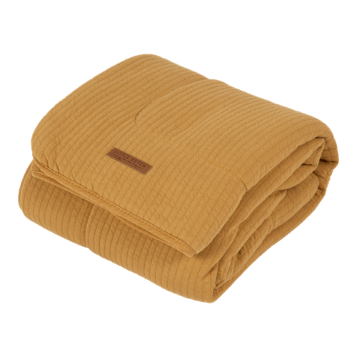 Picture of Bassinet blanket Pure Ochre