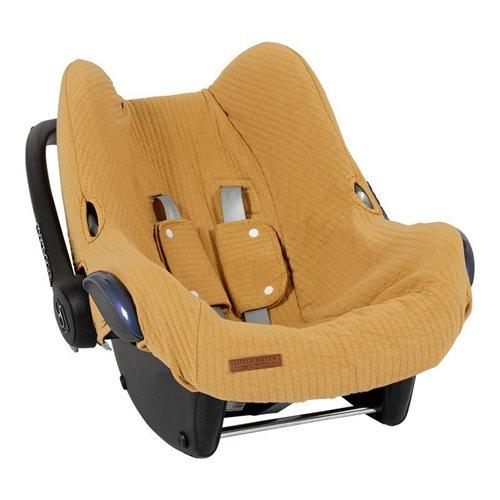 Afbeelding van Hoes autostoeltje 0+ Pure Ochre