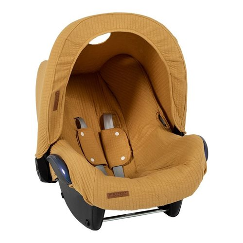 Picture of Car seat 0+ sun canopy Pure Ochre