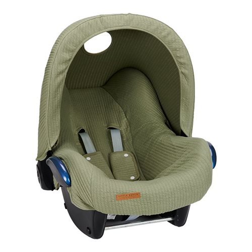 Picture of Car seat 0+ cover Pure Olive