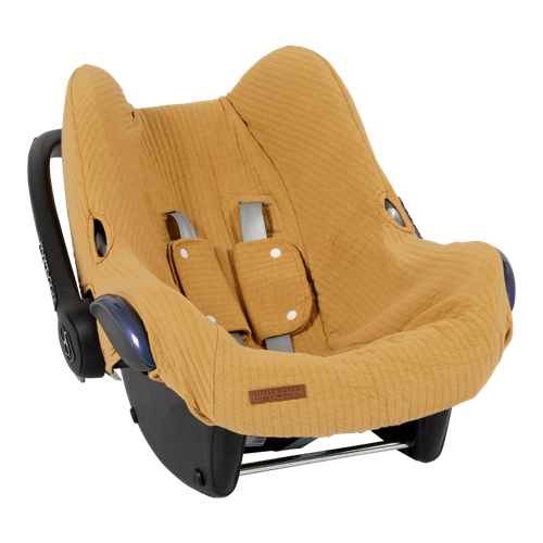 Picture of Car seat 0+ cover Pure Ochre