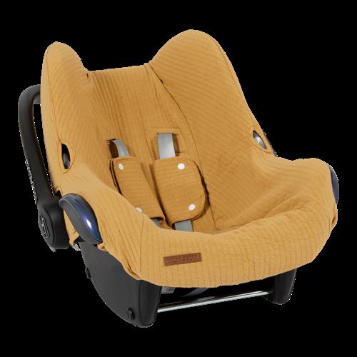 Housse de protection pour siège-auto 0+ Pure Ochre