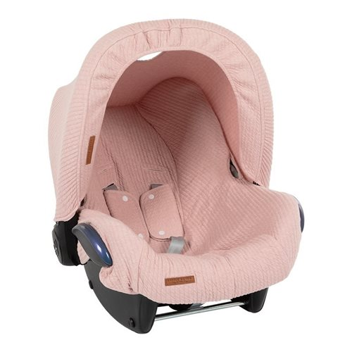 Babyschalen-Bezug 0+ Pure Pink