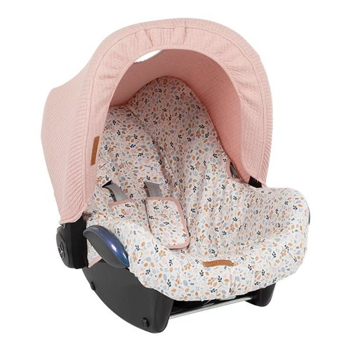 Picture of Car seat 0+ sun canopy Pure Pink