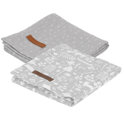 Picture of Swaddles 70 x 70 Adventure Grey