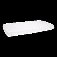 Afbeelding van Hoeslaken wieg Ocean White