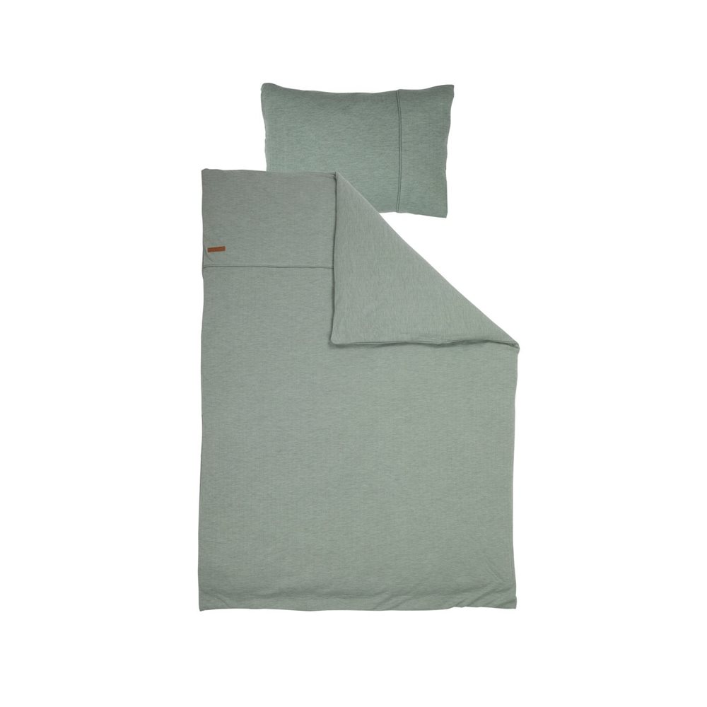 Picture of Cot duvet cover Pure Mint