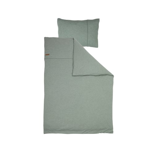 Picture of Cot blanket cover Pure Mint