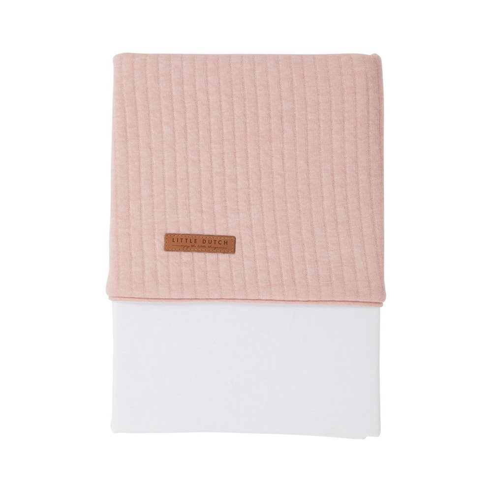 Picture of Cot sheet Pure Pink