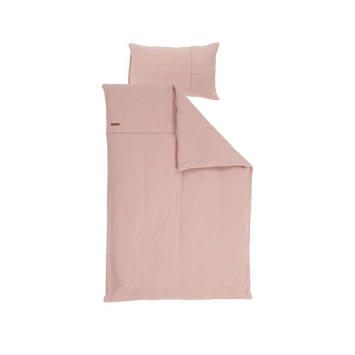 Afbeelding van Dekbedovertrek ledikant Pure Pink