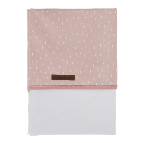 Picture of Cot sheet Pink Sprinkles