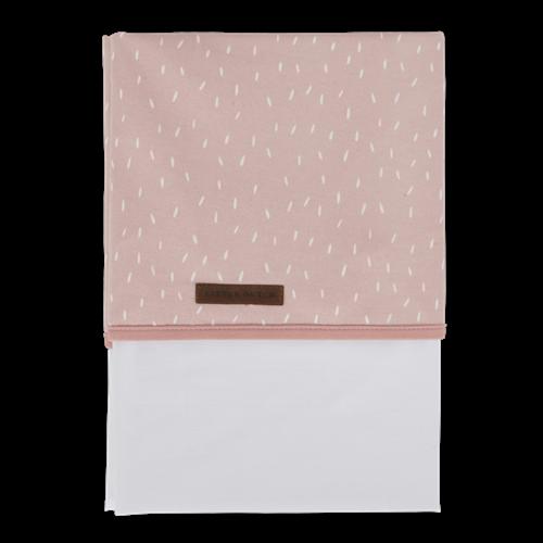 Kinderbettlaken Pink Sprinkles