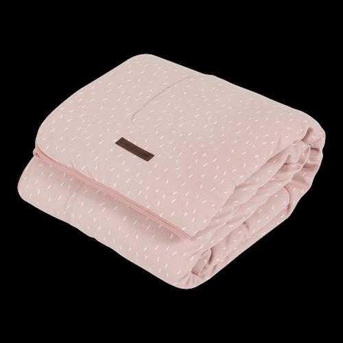 Kinderbettdecke Pink Sprinkles