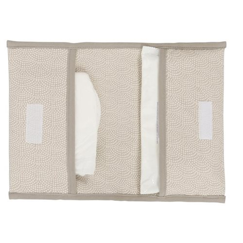 Picture of Nappy pouch Beige Waves
